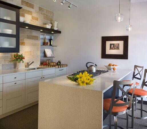 Small Open Plan Kitchen Designs: 1000+ Ideas About Small Open Kitchens On Pinterest