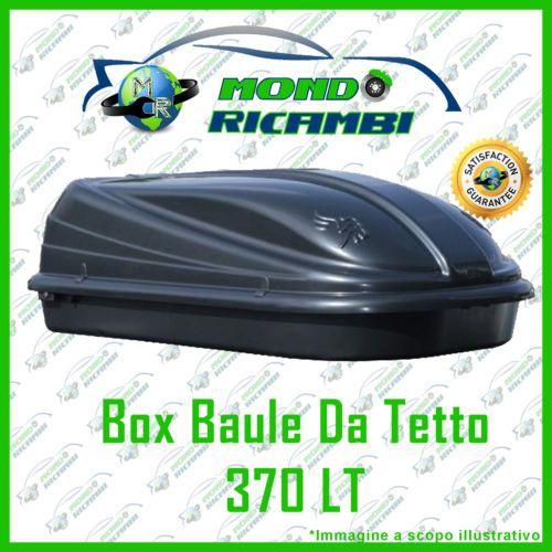 BOX-BAULE-AUTO-PORTATUTTO-DA-TETTO-370-LT-UNIVERSALE-PORTABAGAGLI