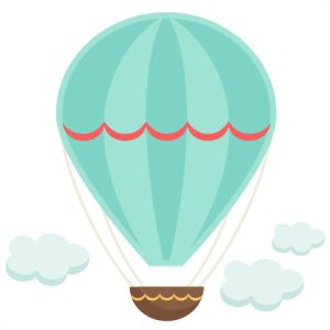Daily Freebie 7-3-14: Miss Kate Cuttables--Vintage Hot Air Balloon SVG cutting file for scrapbooking hot air balloon svg cut files cute svg cuts cricut