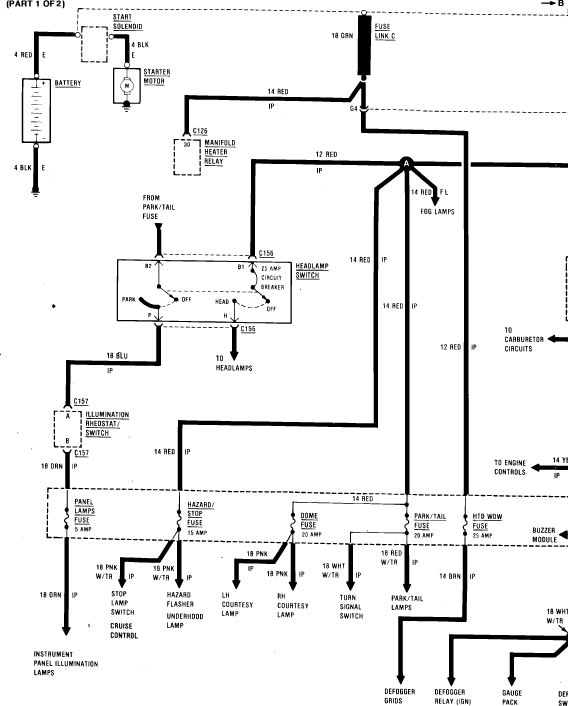 87 jeep wrangler wiring diagram list of schematic circuit