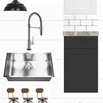 A few weeks ago I joined some awesome bloggers and the amazing DeltaFaucet team for an inspired tour of Chicago Today Im sharing our plans for our Modern Farmhouse Kitchen inspired by the architecture of the gorgeous Chicago architecture and I cant wait to take you on the journey And this new faucet just wait until you read about what all it can do sponsored DeltaLiving linkinprofile