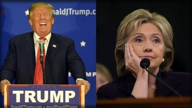 Shrewd! Trump Bought Hillarys Website and Turned it Into an Anti-Hillary News Portal! (Video) | Alternative