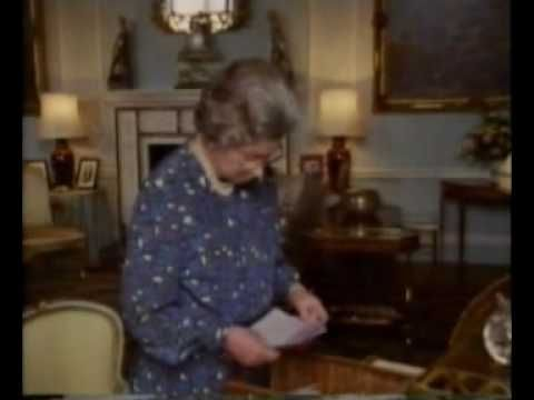 Queen Elizabeth II Reflects on her life, rare footage - YouTube DISREGARD THE REQUEST FOR A DONATION!
