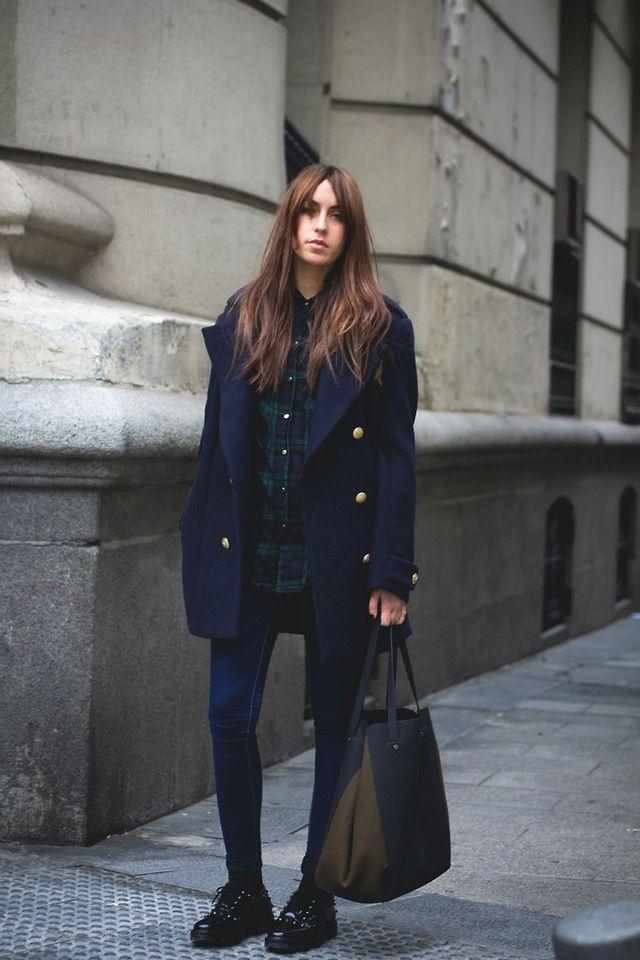The perfect fall coat