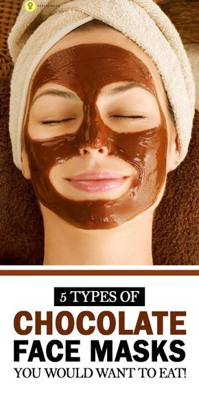 5 Simple Steps To Do A Chocolate Facial At Home