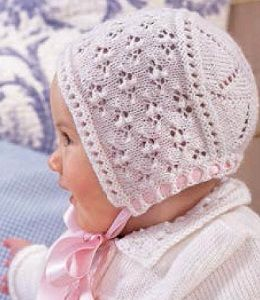 Babätkovská čiapočka | PLETENÍ – NÁVODY