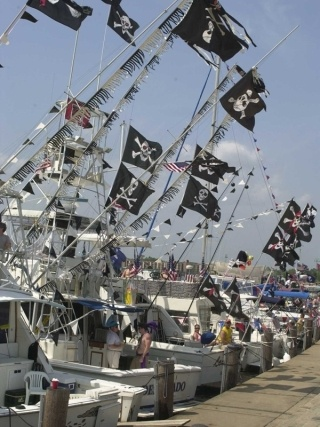 Contraband Days Festival Lake Charles, Louisiana - web site for local info http://www.visitlakecharles.org/