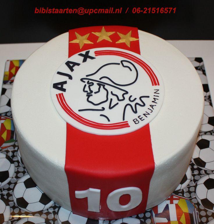 Ajax Taart / Ajax cake