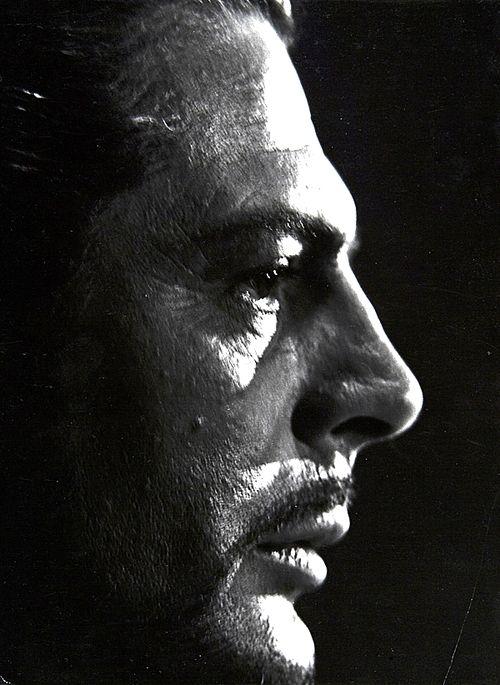 Marcello Mastroianni photographed by Tazio Secchiaroli, 1960