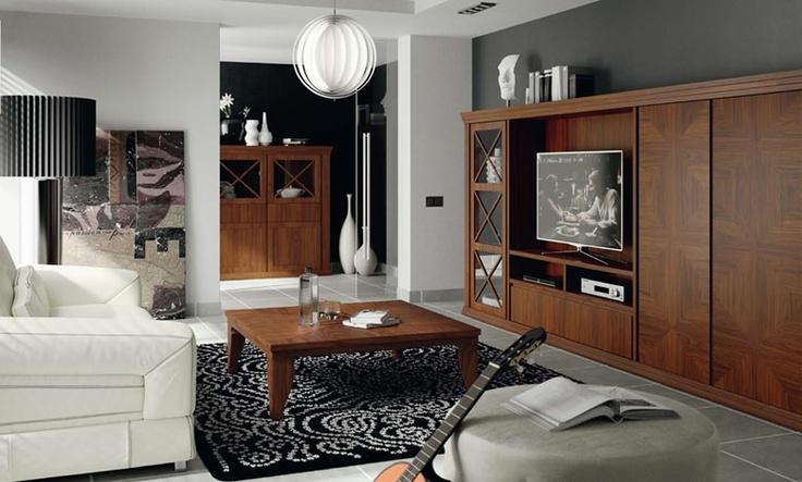 Baraka1 - Mueble clásico contemporáneo