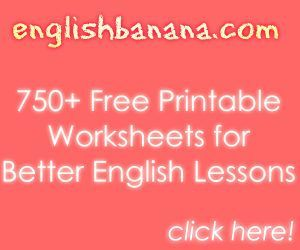 Free Worksheets for English, EFL, and ESL Lessons - there's some good stuff at https://docs.google.com/spreadsheet/ccc?key=0AkxXF60JfGVqdDEyTGpIM3pCZ1dTWUliekdoVHhnSHc=en_US#gid=0