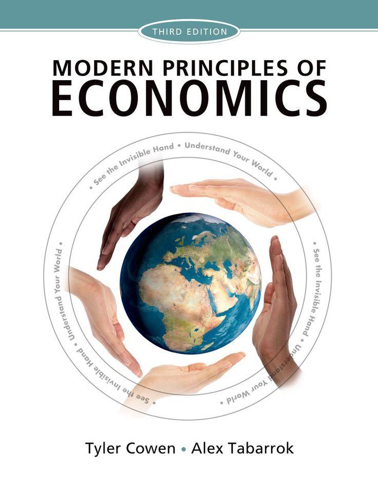 MarginalRevolution.com/ ECONOMICS-- Small Steps Towards A Much Better World