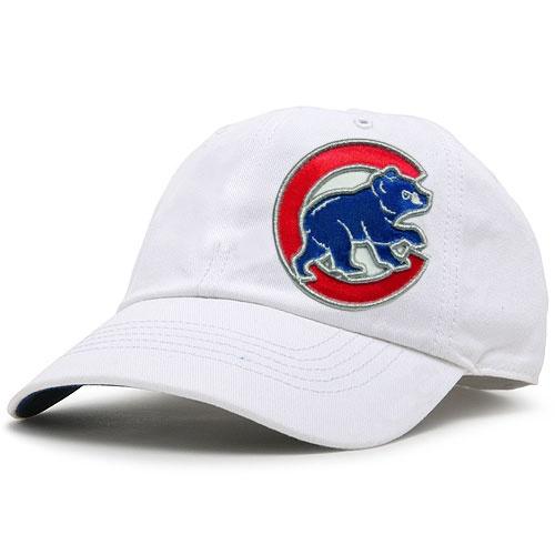 Chicago Cubs Women's White Clovis Clean Up Cap by '47 Brand (4.14.12) $21.95