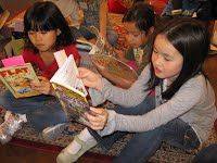 This site is intended as a resource center for the teaching of literacy, the International Baccalaureate Primary Years Program (PYP) and the Reggio Emilia Approach.