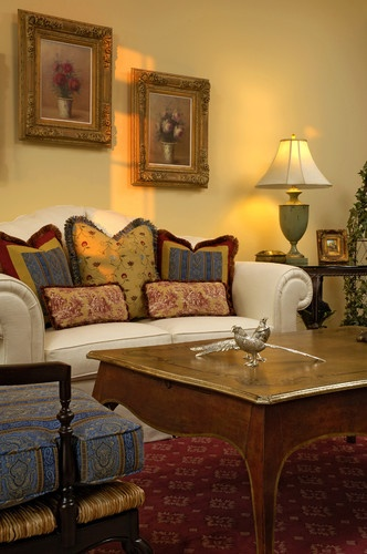 17 Best Images About French Country Living Room On Pinterest Decorating Color Schemes