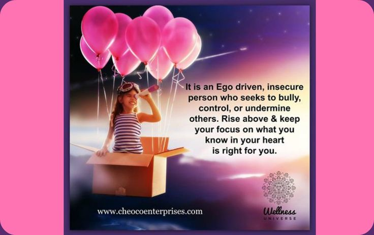 Take a moment to enjoy the IOTD for March 10th by Cheryl O'Connor via The Wellness Universe and remember to steer clear of ego driven people.