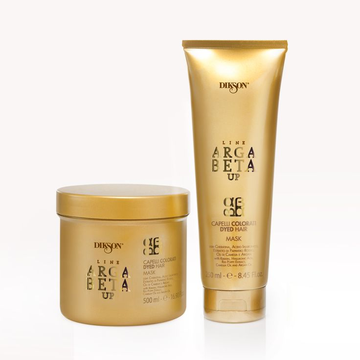 #Argabeta Up Mask for Colored and Treated Hair 250 ml - 500 ml