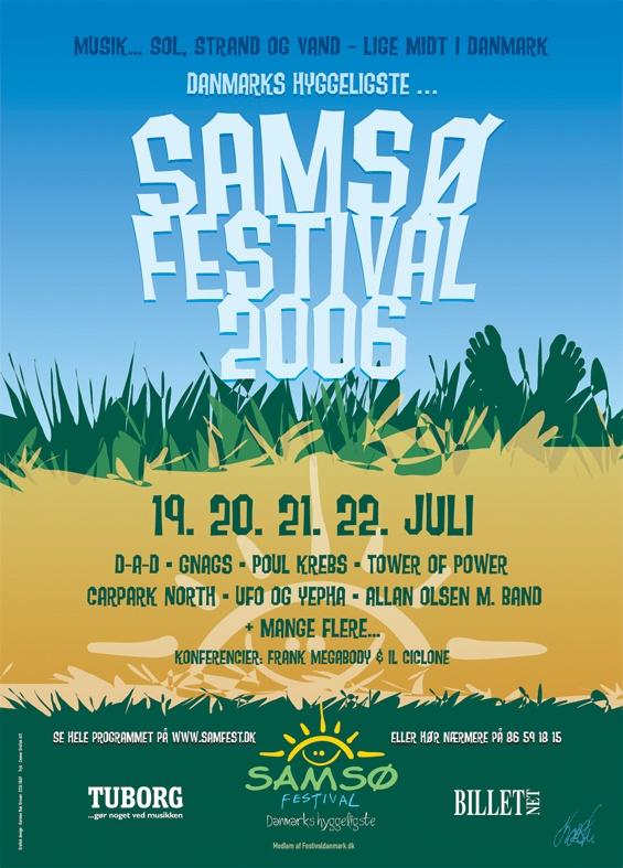 Samsø Festival 2006