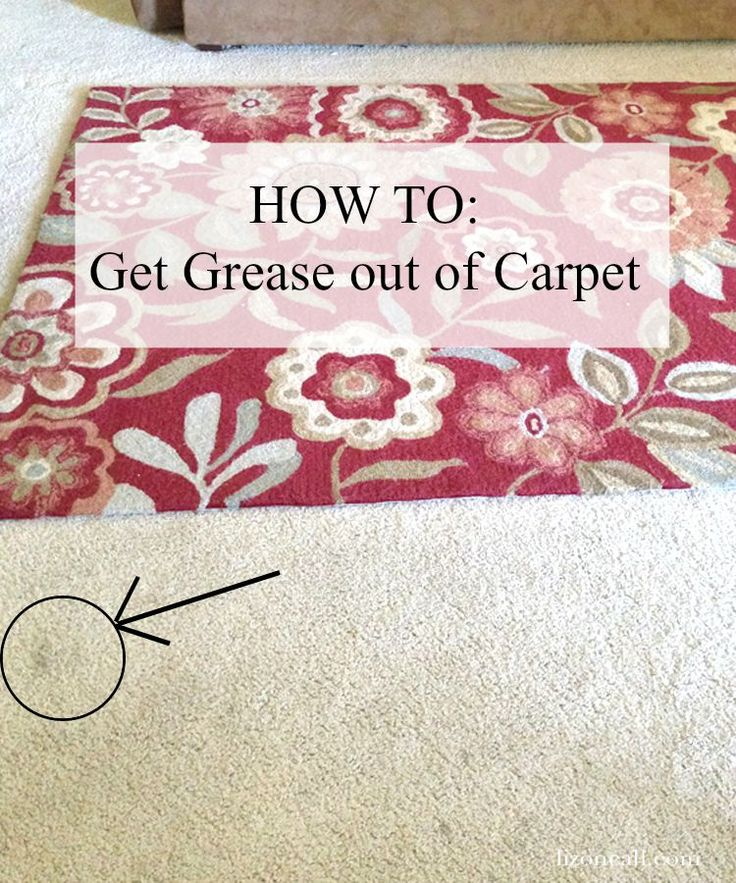how to get grease out of carpet how to get grease out of carpet and. Black Bedroom Furniture Sets. Home Design Ideas