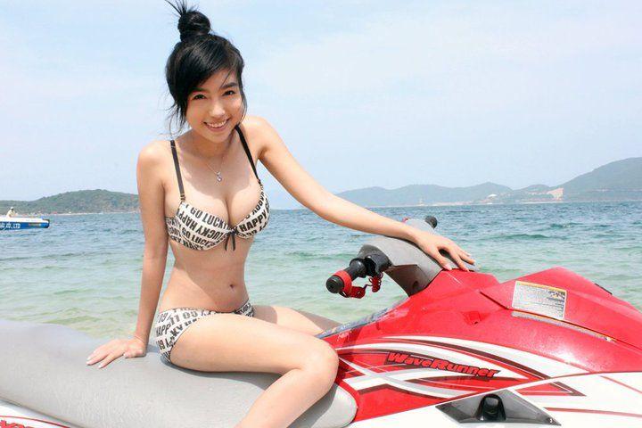 Elly tran ha elly kim hong vietnamese model titjob cocktease asian real per by zinzero