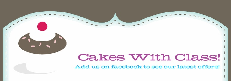www.cakeswithclass.co.uk Colchesters finest cakes.