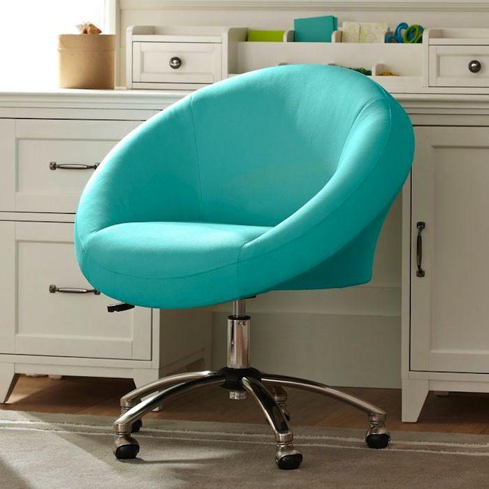 Teen girls desk chair