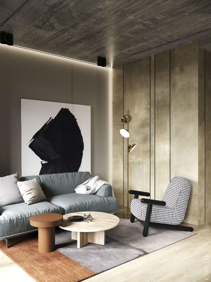 Spectacular Contemporary Interiors Decoholic Home Interior Design Interior Design Modern Interior Design