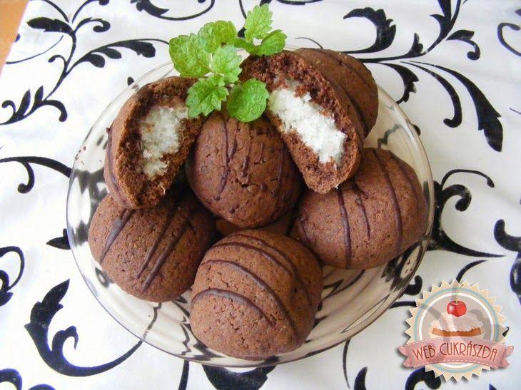 TutiReceptek és hasznos cikkek oldala: Kókuszos édesség