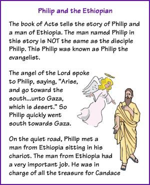51 best philip and the ethiopian official images on pinterest bible lessons sunday school. Black Bedroom Furniture Sets. Home Design Ideas