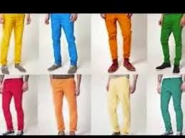 Resultado de imagen para combinacion pantalon rojo hombres