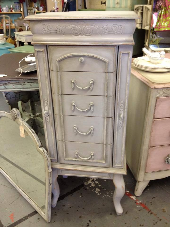 jewelry chest painted with dixie belle paint company 39 s