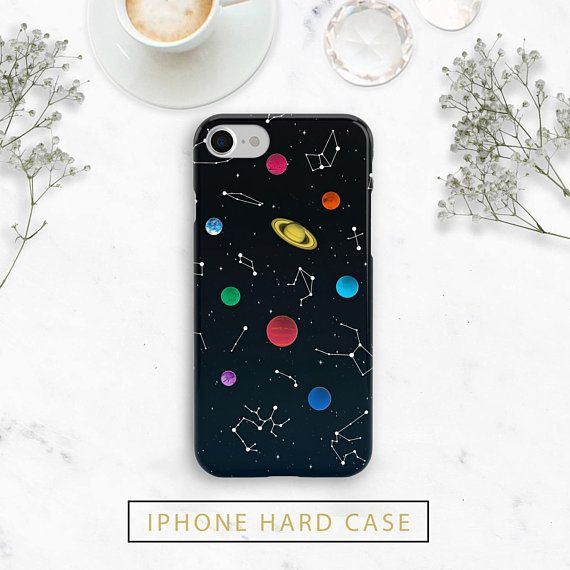 new arrival a0ec8 22fad Solar System Phone Case, Planets, Planet Case, Protective, iPhone X ...