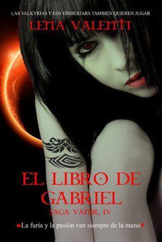 El Libro de Gabriel (Vanir 4) - Lena Valenti