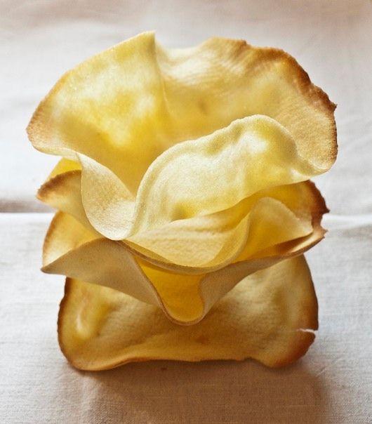 Cómo hacer tulipas para helado con Thermomix « Trucos de cocina Thermomix