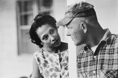 Richard and Mildred Loving were an interracial couple who were arrested because it was against the law in Virginia for a white and African American to…