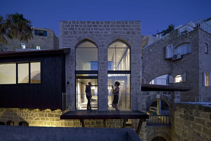 Factory Jaffa House by PITSOU KEDEM ARCHITECT