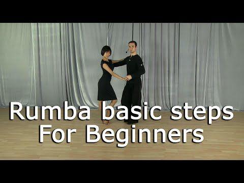 Rumba dance steps online - Learn Rumba basic steps for beginners