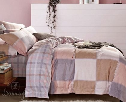 Купить постельное белье из фланели MILENNA евро от производителя Asabella (Китай)