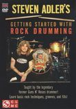 Steven Adler: Getting Started With Rock Drumming [DVD] [English] [2009]