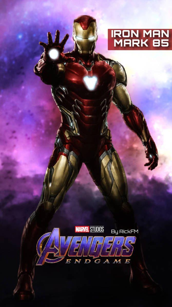 Avengers Endgame Iron Man Mark 85 Wallpaper By Rickfm Me Avengers Avengersendgame Marvel Endgamefanar Iron Man Mark 85 Iron Man Mark 85 Wallpaper Mark 85