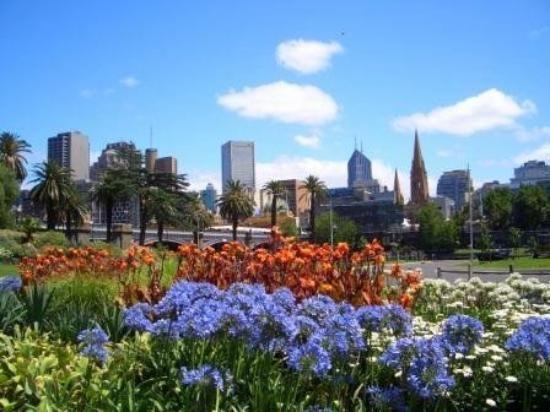 Royal Botanic Gardens Melbourne #Australia  http://www.tripadvisor.com.au/ShowForum-g255100-i278-Melbourne_Victoria.html