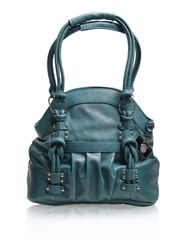 LOLA camera bag in teal - from Epiphanie by Maile Wilson. $165 www.epiphaniebags.com