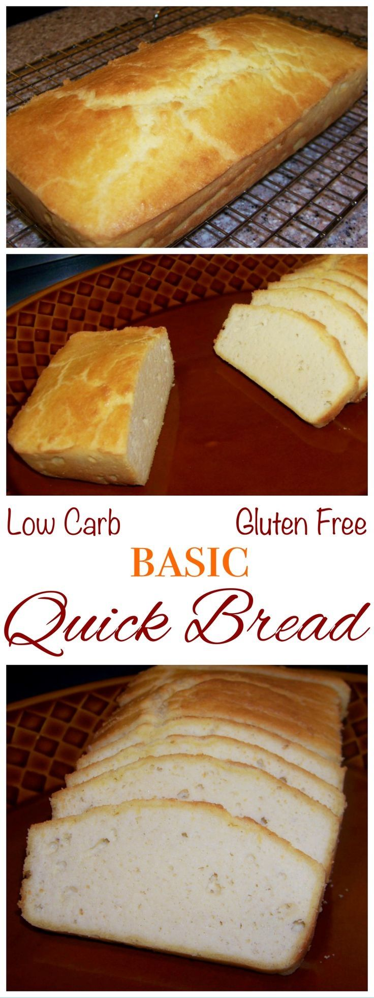 Basic Quick Bread   #Basic #Bread #Quick