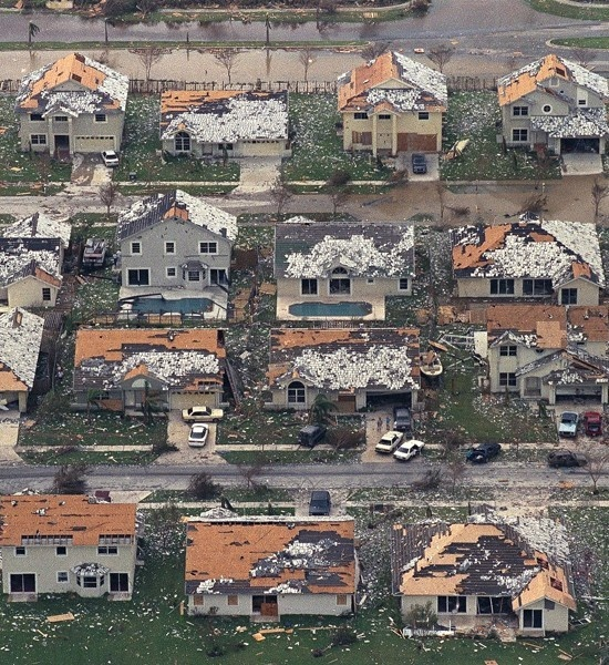Remembering Hurricane Andrew, 20 Years Later - SKYE on AOL