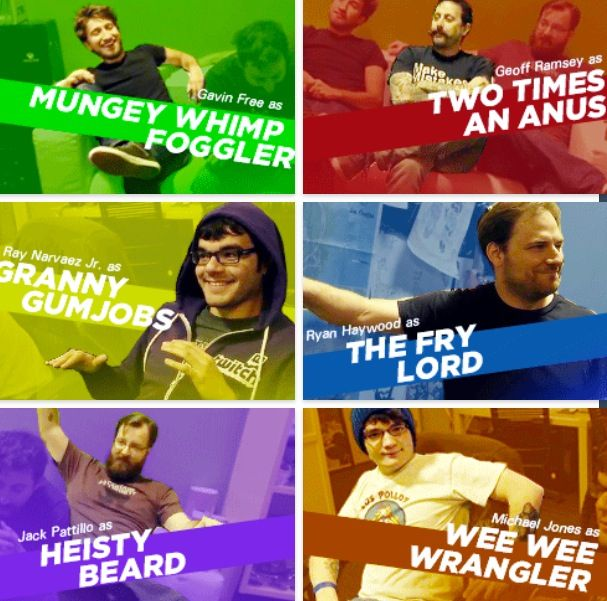 88 best images about Fake AH Crew on Pinterest | Gavin o ... Achievement Hunter Comic Poster