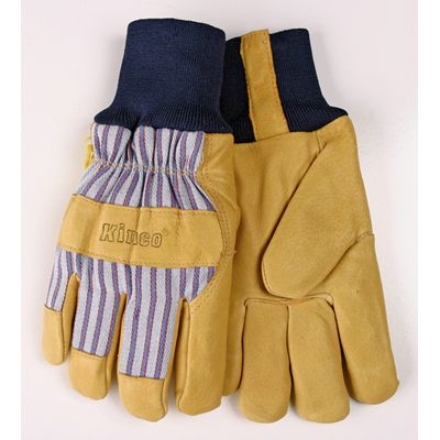 Buy Kinco 1927KWXL Pigskin Lined Work Gloves Knit Wrist XL with an everyday low price and fast shipping! JB Tool Sales