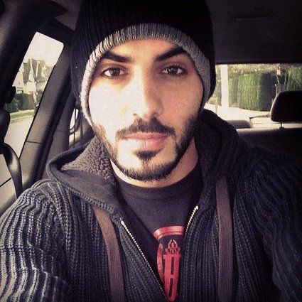 Omar Borkan Al Gala, 'Deported' For Being Too Handsome ...