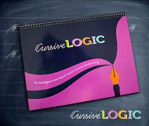 CursiveLogic workbook cover