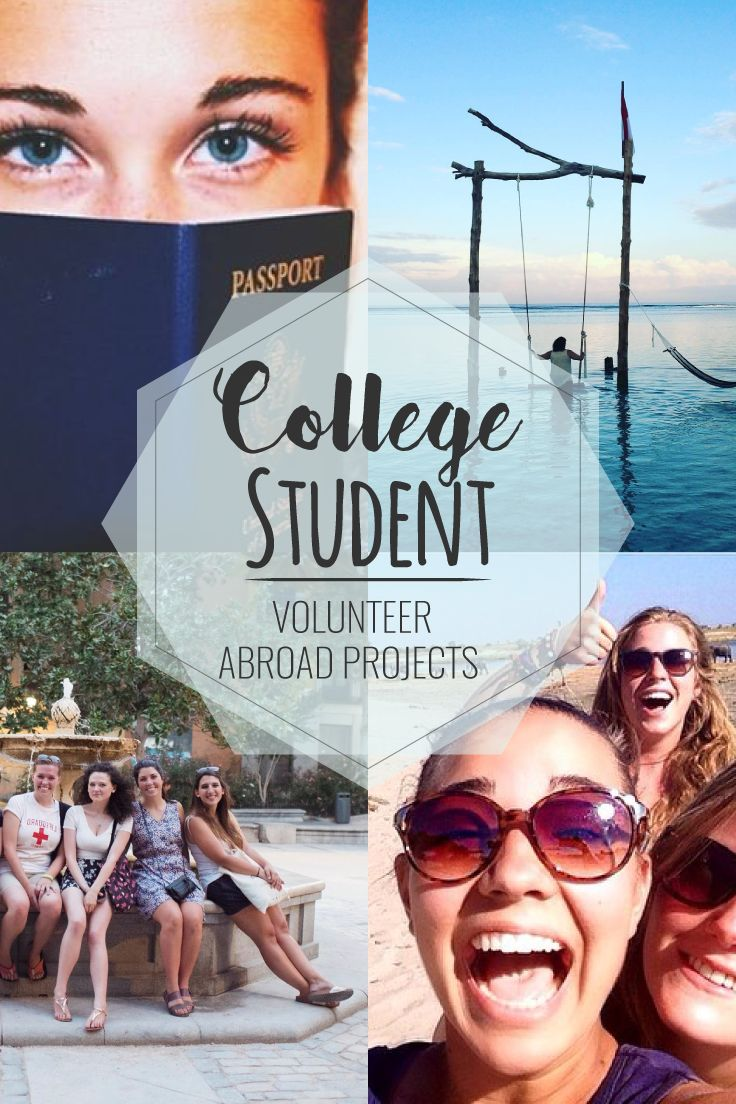 Volunteer Abroad for College Students: Beyond the four walls of the classroom you will find different perspectives, be inspired to learn about new cultures, languages and ways of thinking - all of which will shape your own mindset, ambitions and entire life. So whether you are looking to add to your resume, or push yourself outside of your comfort zone, volunteering abroad as a college student is a decision that will stand you in good stead for the rest of your life.