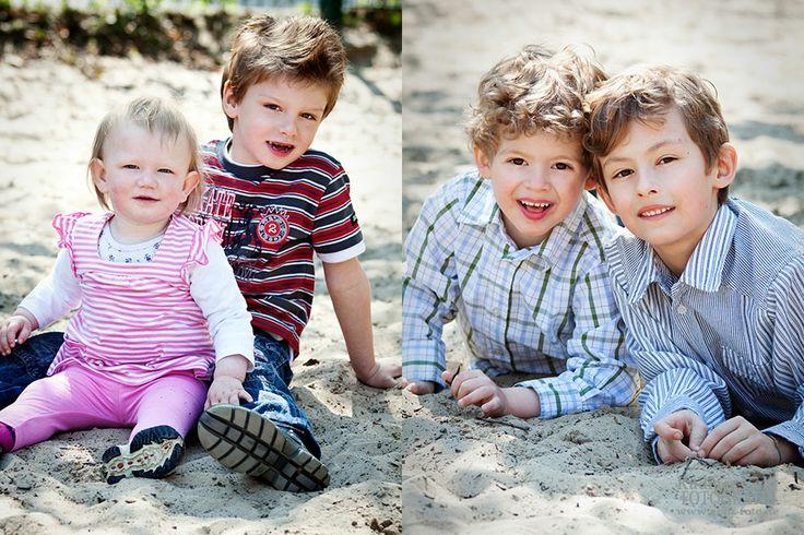 Kindergartenfotos - Outdoor